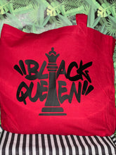 Load image into Gallery viewer, Queen Tote