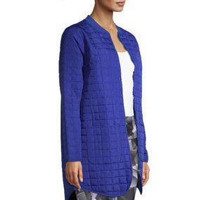 Quilted Tunic Jacket