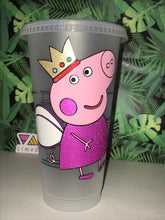 Load image into Gallery viewer, Peppa Pig Starbucks Tumblr