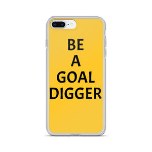 GOALS IPHONE CASE