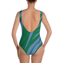 Load image into Gallery viewer, Wild Cat One-Piece Swimsuit