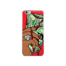 Load image into Gallery viewer, Blood Money iPhone Case