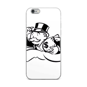 MONOPOLY IPHONE CASE