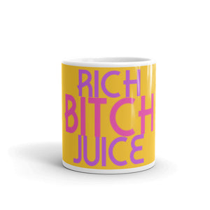 RICH COFFEE MUG