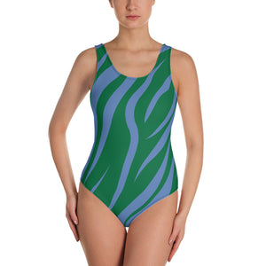 Wild Cat One-Piece Swimsuit