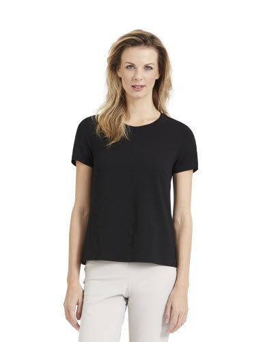 5719 - Easy Fit Short Sleeve Panel Front Top