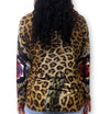 LEOPARD Hoodie Chomp Shirt by MOUTHMAN®
