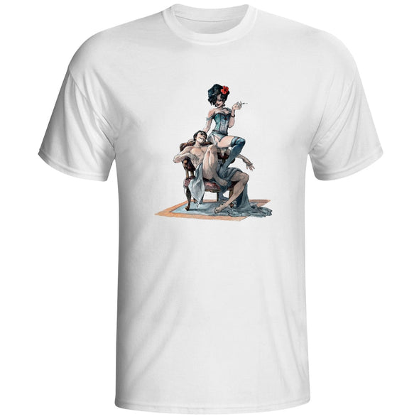 Sexy Nude Assassin T Shirt Design Inspired By Naked T-shirt Style Cool Fashion Casual Novelty Funny Tshirt Men Women Print Tee -  THE EASY LOVE SHOPPE
