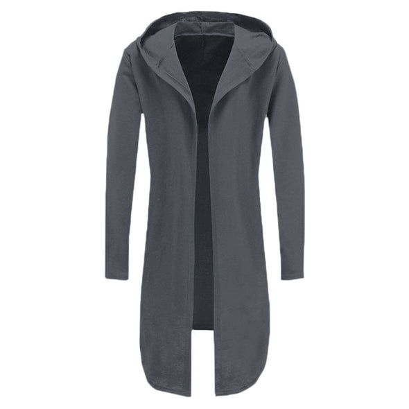 Men Cardigan Cloak w/ hood -  THE EASY LOVE SHOPPE