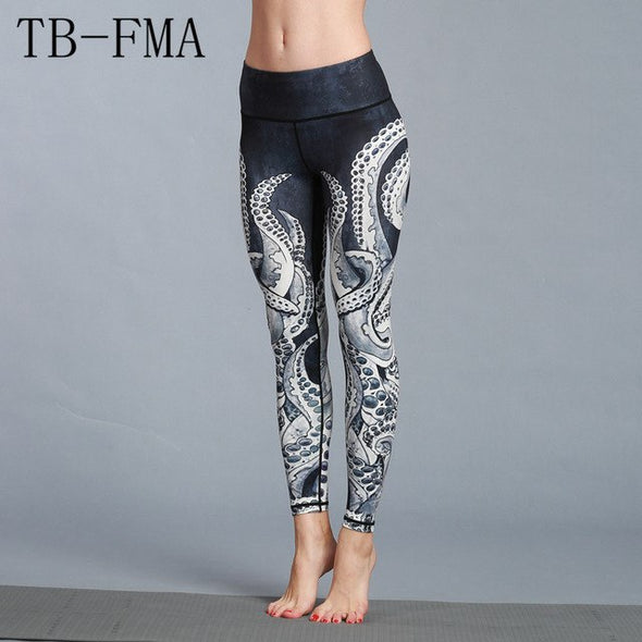 Best Yoga Leggings Women New Sport Pants Fitness Compression Sports Apparel Tights Yoga Sportswear Gym Trousers Free Shipping -  THE EASY LOVE SHOPPE