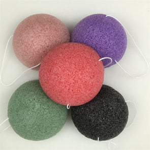 All Natural Konjac Cosmetic Cleansing Sponge -  THE EASY LOVE SHOPPE