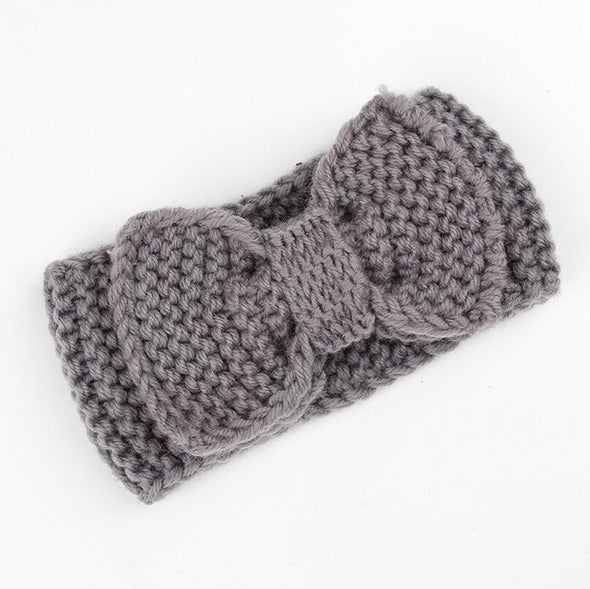 Newborn Wool Crochet Knitted Turbans -  THE EASY LOVE SHOPPE