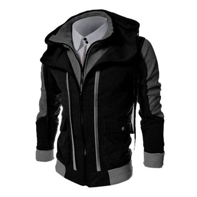 Slim Fit Fashion Hoodies