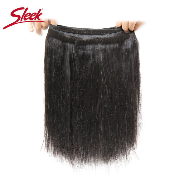 Sleek Straight Brazilian Hair Weave Bundle