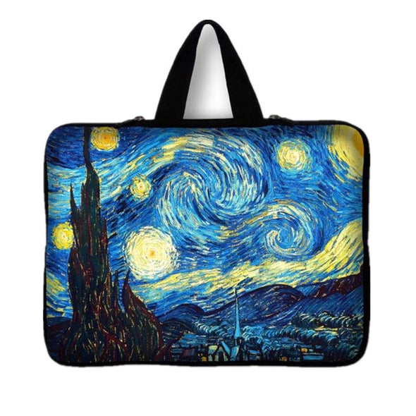 Van Gogh  Designer Laptop Covers Amazing Designs!!