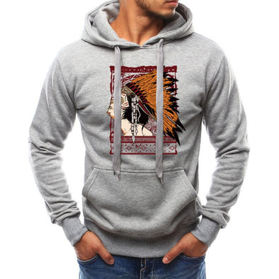 Pullover Native Hoodies -  THE EASY LOVE SHOPPE