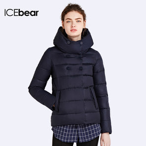 ICEbear 2018 Slim Bio Down/ Double Breasted Women's Parka -  THE EASY LOVE SHOPPE