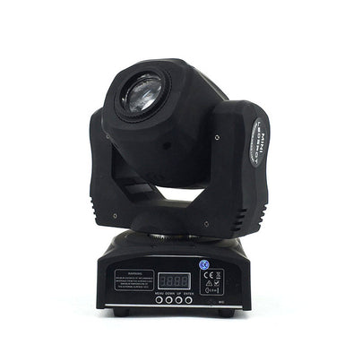 Top-Rated Sellers LED 90W Moving Head Light Gobo Color Wheel 6 Facet Prism Led Digital Full Color LCD Screen Control Spot Lamp