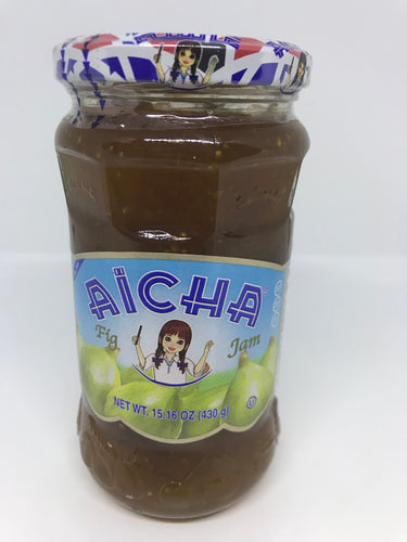 Aicha Fig Jam 15.6 oz ( 430 Gram)