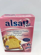 Load image into Gallery viewer, Alsa 10 Packs Levure Chimique En Poudre Alsacienne ( Yeast In Alsatian Powder) 75 Gram (2.64 oz)