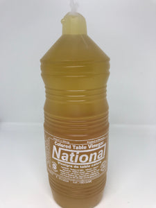 National Colored Table Vinegar (Vinaigre De Table Colore) Made in Morocco 500 ML