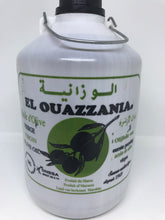 Load image into Gallery viewer, El Ouazzani 2 Liter 100% Virgin Moroccan Olive Oil (68 oz)