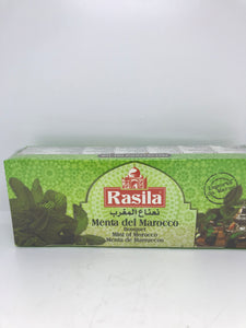 Rasila Mint Leaves (Menta Del Marocco) From Morocoo
