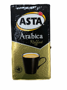 Asta arabica coffee