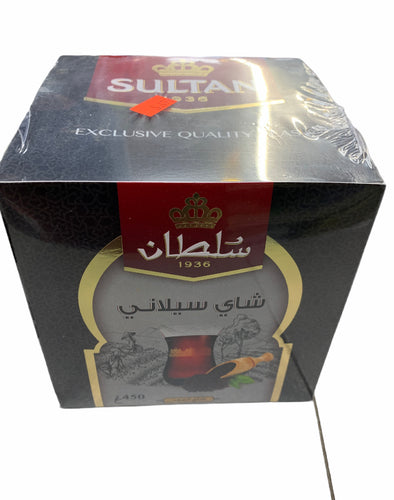 Sultan black tea 450 g