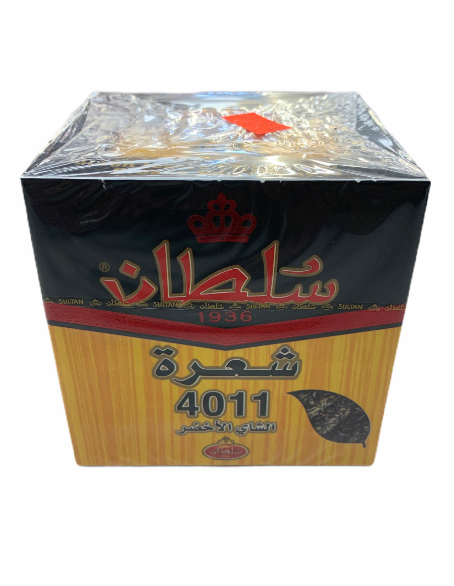 Sultan green tea 4011