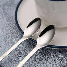 Load image into Gallery viewer, 4 pieces set Lovely Dog Hanging Cup Stainless Steel Coffee Spoons