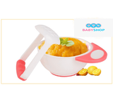 Food Mills Baby Dishes Grinding Bowl - BabyShop-Maroc