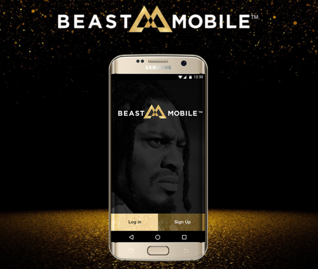 Marshawn Lynch calling: Wireless carrier partners with NFL star to launch 'Beast Mobile' cell plan