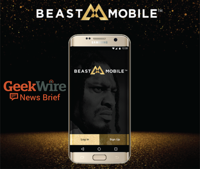 GeekWire: How 'bout this action, boss? Marshawn Lynch will pay phone bill for 500 new Beast Mobile customers