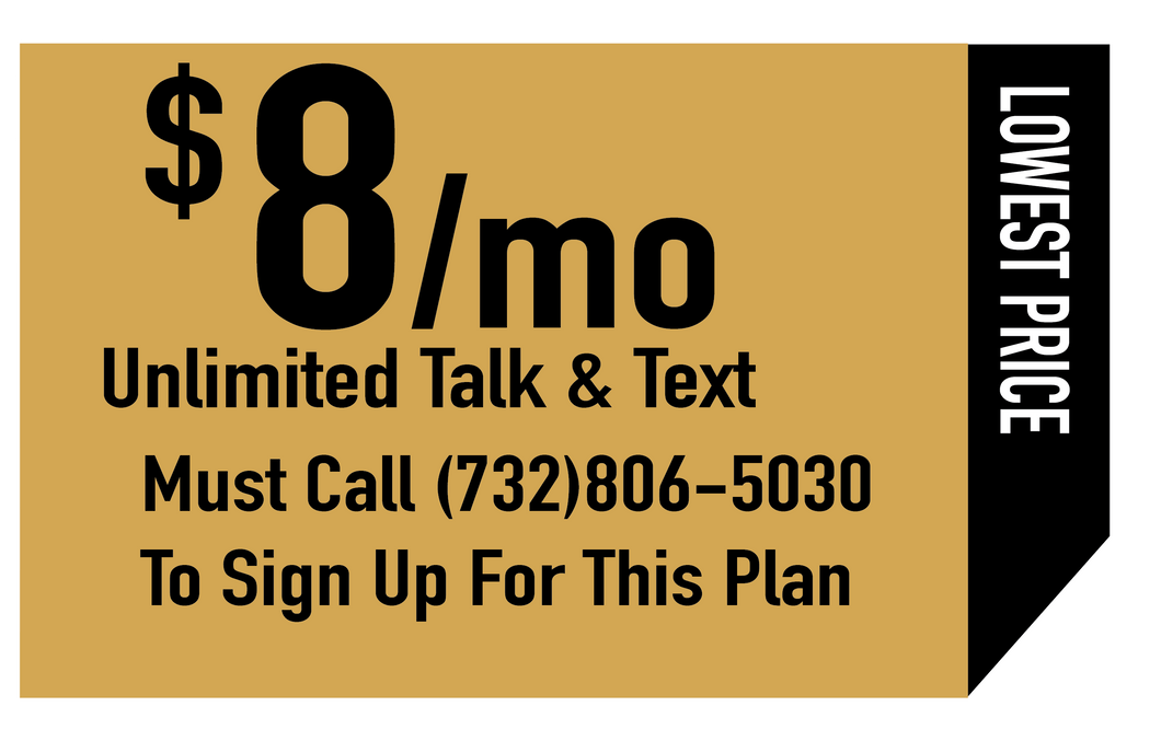 Unlimited Talk & Text (Sprint Only)