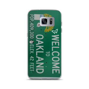 "BEASTMODE ""Welcome to Oakland"" Samsung Case"