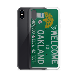 "BEASTMODE ""Welcome to Oakland"" iPhone Case"