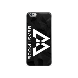 "BEASTMODE ""Side Grid"" iPhone Case"