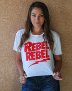 Rebel Crop T-Shirt