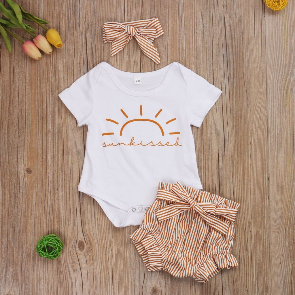 Sunkissed 3 pc Bloomer Set