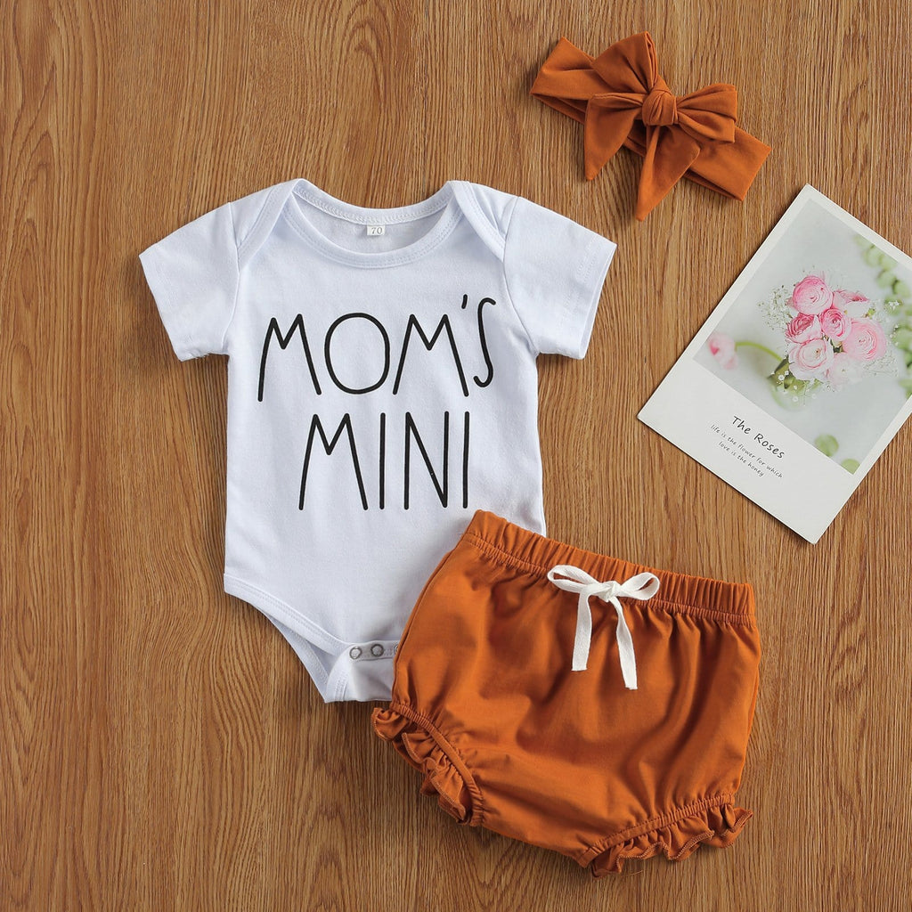 Mom's Mini 3 pc set