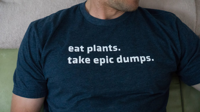 Take Epic Dumps Tee — Men's