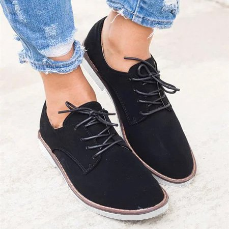 All Season Lace-Up Daily Loafers