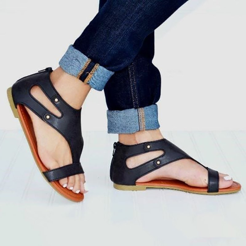 Womens Shoes Flat Casual Sandals