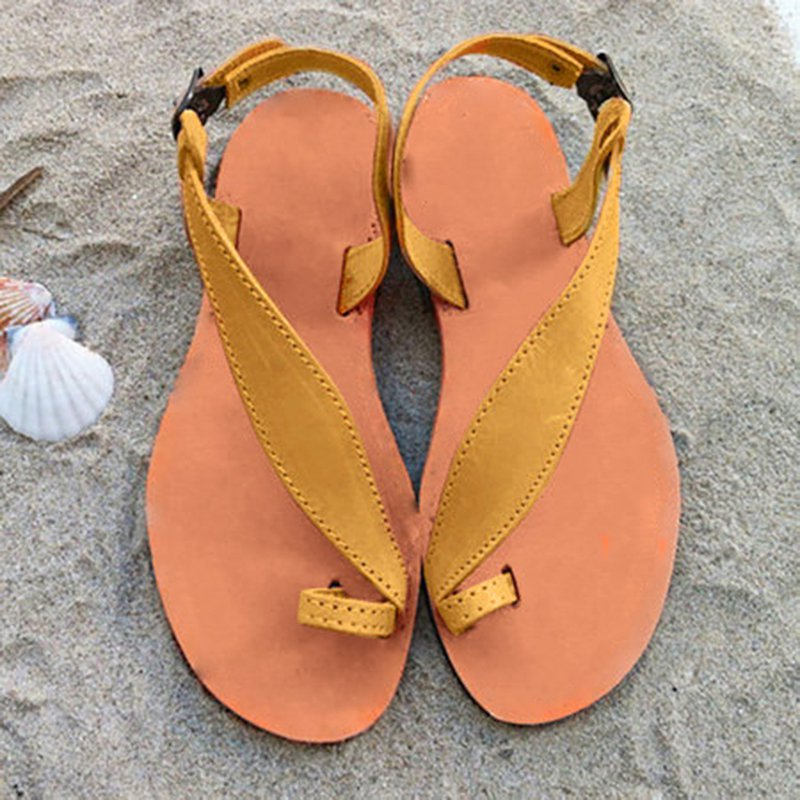Womens Shoes Flip Flop Flat Beach Sandals