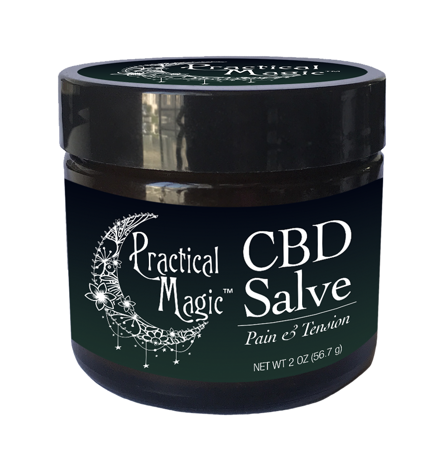 CBD Salve for Pain and Inflammation