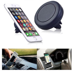 Universal Magnetic Phone Holder - Phones & Accessories