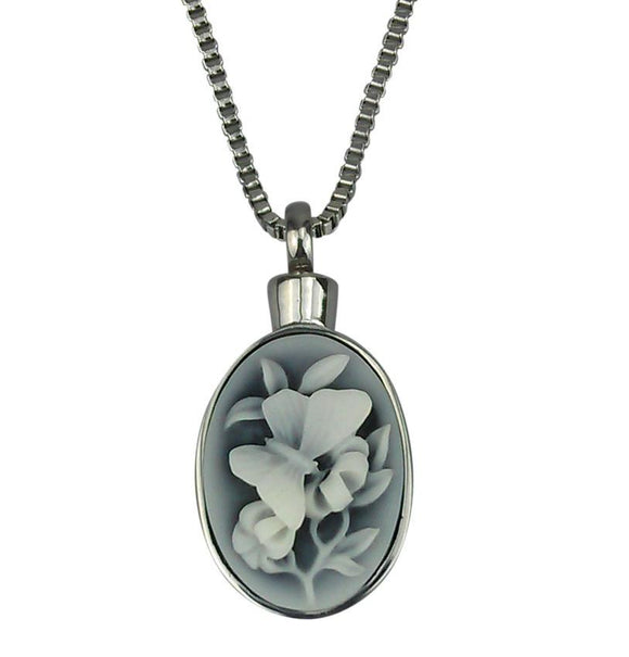 Vintage Cremation Ashes Pendant - ETJ52