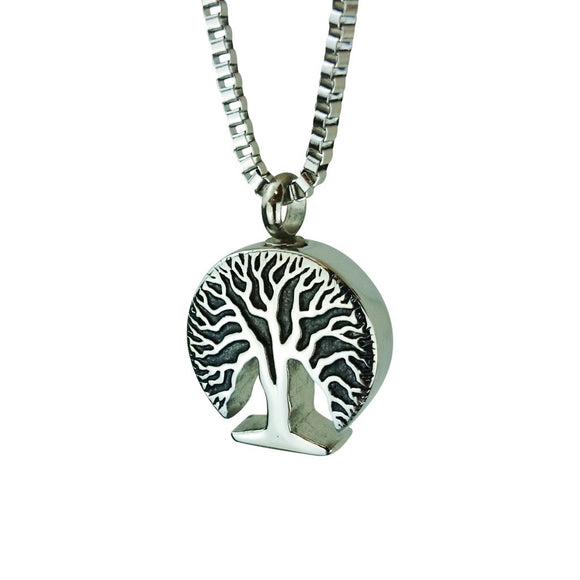 Tree of Life Cremation Ashes Pendant - ETJ58