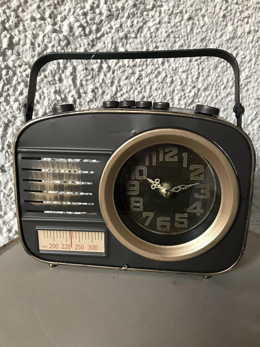 Retro Radio Dekoration im Antikstil